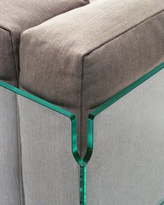 archiproducts: Would you like a sofa or an armchair with a glass...