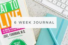 6 Week Journal