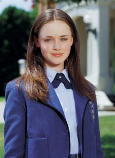 Pin for Later: Gilmore Girls: Where Are They Now Rory Gilmore, Played by Alexis Bledel