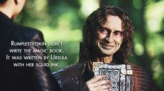 "Ursula will be back. | The 22 Most Convincing ""Once Upon A Time"" Fan Theories"