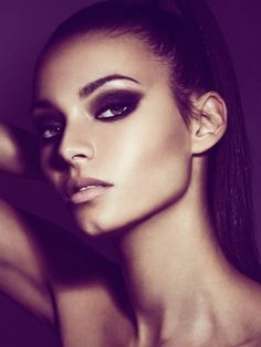 intensely captivating #smoky #eye #makeup