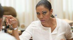 Cenaida Uribe fue suspendida por 120 días sin goce de haber .... DE ACUERDO