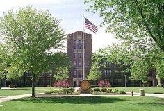 Central Michigan University, Mt. Pleasant, Michigan
