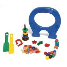 Junior Magnetic Kit - 72 Pieces