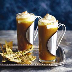 Warm pumpkin-pie cocktail | Chatelaine