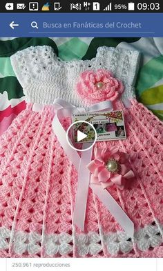I Found These Elegant Crochet Bags . I Crochetbag - Crochet Tutorial - Best Knitting Crochet Baby Dress Pattern, Baby Girl Crochet, Crochet Baby Clothes, Crochet For Kids, Beach Crochet, Crochet Patterns, Crochet Summer, Crochet Bikini, Knitting Patterns
