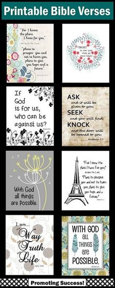Bible Verse Art Prints: We have over 200 posters in our shop to compliment your Christian decor. These are high resolution JPEG files to print as or You may print yourself, upload to an online company or save on a jump drive and take Bible Verse Art, Bible Scriptures, Bible Quotes, Fonts Quotes, Bible Verses For Children, Craft Quotes, Printable Bible Verses, Printable Art, Prayer Journal Printable