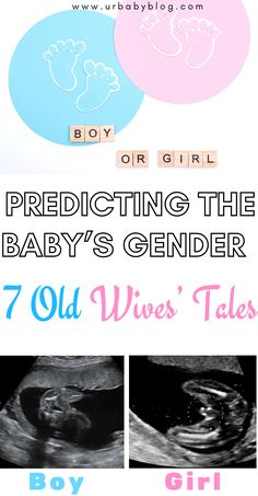 Old wives' tales to predict a baby's gender before birth. Here are 7 such old wives' tales. Read along and amuse yourself. #babygender #boyorgirl #pregnant #genderprediction Old Wives Tale, Wives Tales, Gender Prediction, Old Wife, Baby Blog, Baby Gender, Boy Or Girl, Birth, Thoughts