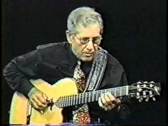 Chet Atkins - Waiting for Susie B. (Live 1996) - YouTube