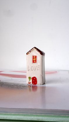 Check out this item in my Etsy shop https://www.etsy.com/listing/254482673/love-little-clay-house-valetnitnes-day