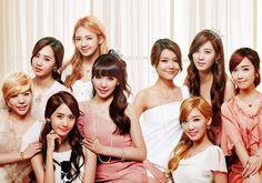 Girl's Generation for J. Estina
