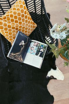 Out now! #interview #magazine #book #interior My Books, Om, Interview, Magazine, Sweet, Magazines