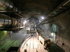 Excavating tunnels through the Alps - Recherche Google