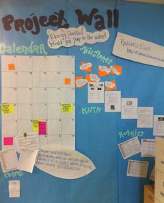 Experts & NewBIEs | Bloggers on Project Based Learning: Managing Projects