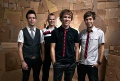 Don't know what I do if it wasn't for Hawk Nelson! <3 <3 <3  #thebestbandintheworld!!