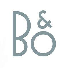 Bang & Olufsen logo. simple yet effective!