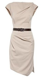 Michael Kors...what color Urban Peach Boutique would YOU pair with this fantastic dress!?