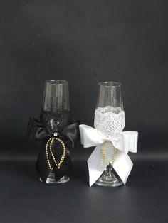 Taças para brinde