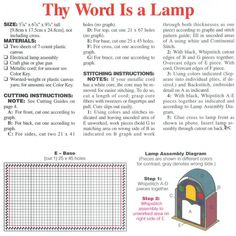 Thy Word Is A Lamp Pg 3