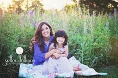 family sunset session Yellow Lollipop Photography
