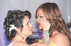 """Jenni Rivera, muy emotiva en la boda de su hija Jacqueline, Jenni dijo que este fue el ultimo día donde ella fue realmente feliz. :"""") I Miss You J1"""