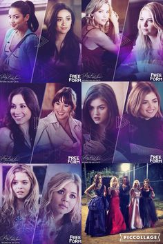 Pretty Little Liars changes from Season 1 to Season 5