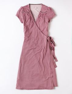 Summer Wrap Dress WH636 Day at Boden