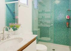 Banheiro Projeto Residencial Graziela Arruda Viva Decora