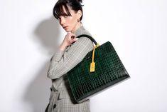 Deep green sensation_ by Paul's Boutique, Deep, Bags, Fashion, Handbags, Moda, Fashion Styles, Fashion Illustrations, Bag