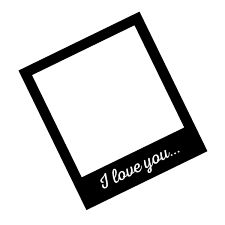 Polaroid Frame We Heart It Overlay Polaroid And