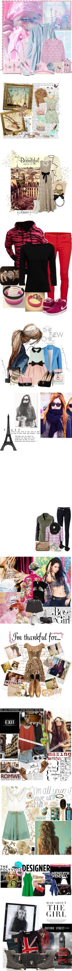 """""""Sets I Liked LXII"""" by yamyiy ❤ liked on Polyvore"""
