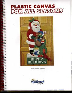 Plastic Canvas For All Seasons - Mly AgH - Picasa Web Albums...FREE BOOK,PATTERNS AND INSTRUCTIONS!