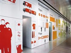 Image result for office wall graphics brand