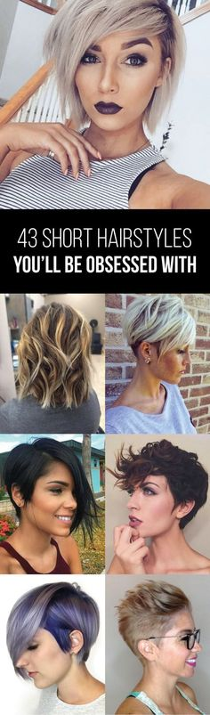 Share Tweet Pin Mail Looking to transition into something short and trendy? We've got you covered. Bobs, undercuts, updos, and of course pixies are ...