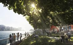 West Kowloon Cultural District   Projects   Foster + Partners