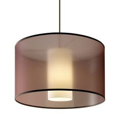 Tech Lighting 700TDDLNPWNS Dillon LineVoltage Monopoint Large Pendant