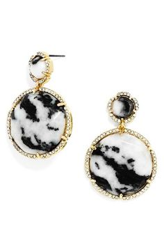 Olympia drop earrings at Nordstrom