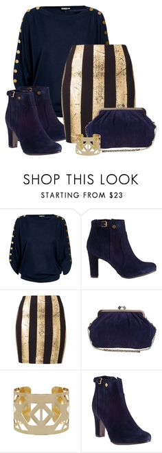 """""""Untitled #779"""" by kaishabackwards ❤ liked on Polyvore featuring Jaeger, Tory Burch, even&odd, Morgan and Humble Chic"""