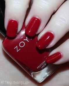 Zoya Nail Polish Swatch in Janel