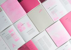 Shift Exhibition Collateral on Behance