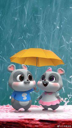 Rabbit Wallpaper, Chibi Wallpaper, Cute Girl Wallpaper, Hello Kitty Wallpaper, Wallpaper Iphone Disney, Cute Disney Wallpaper, Cute Bunny Cartoon, Cute Couple Cartoon, Cute Love Cartoons