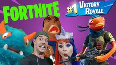 A Fish out of WATER !! The Muppet Squad Takes Victory Royal Royalty Free Music, Awkward, Games To Play, Victorious, Squad, Ronald Mcdonald, Gaming, Fish, Water