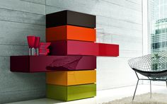 Shelves By CuboRosso | Egypt's online furniture fair | The Home Page