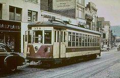 Yonkers trolley