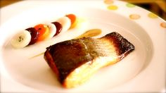 Japanese gastronomy - Saumon mariné et grillé au miso saikyo- www.iloli-restaurant.com