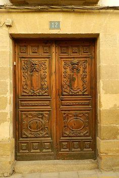 Puertas y Ventanas de Baeza Jaen 15 by Rafael Gómez www.micamara.es, via Flickr