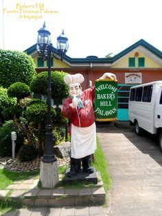 Baker's Hill Puerto Princesa, Palawan Philippines