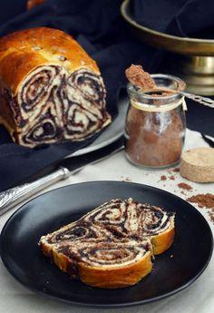 Candy's: Horvát diós - csokis kalács (povitica)