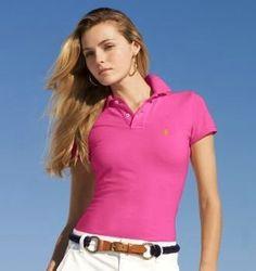 Polo Manche Longue, Manches Longues, Hauts Ralph Lauren, Femmes En Chemise  Polo, 59a32ebd3c80