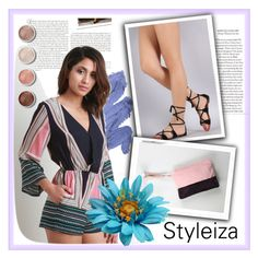 """Styleiza # 14"" by miranda-993 ❤ liked on Polyvore featuring Stop Staring!, Terre Mère and Styleiza"
